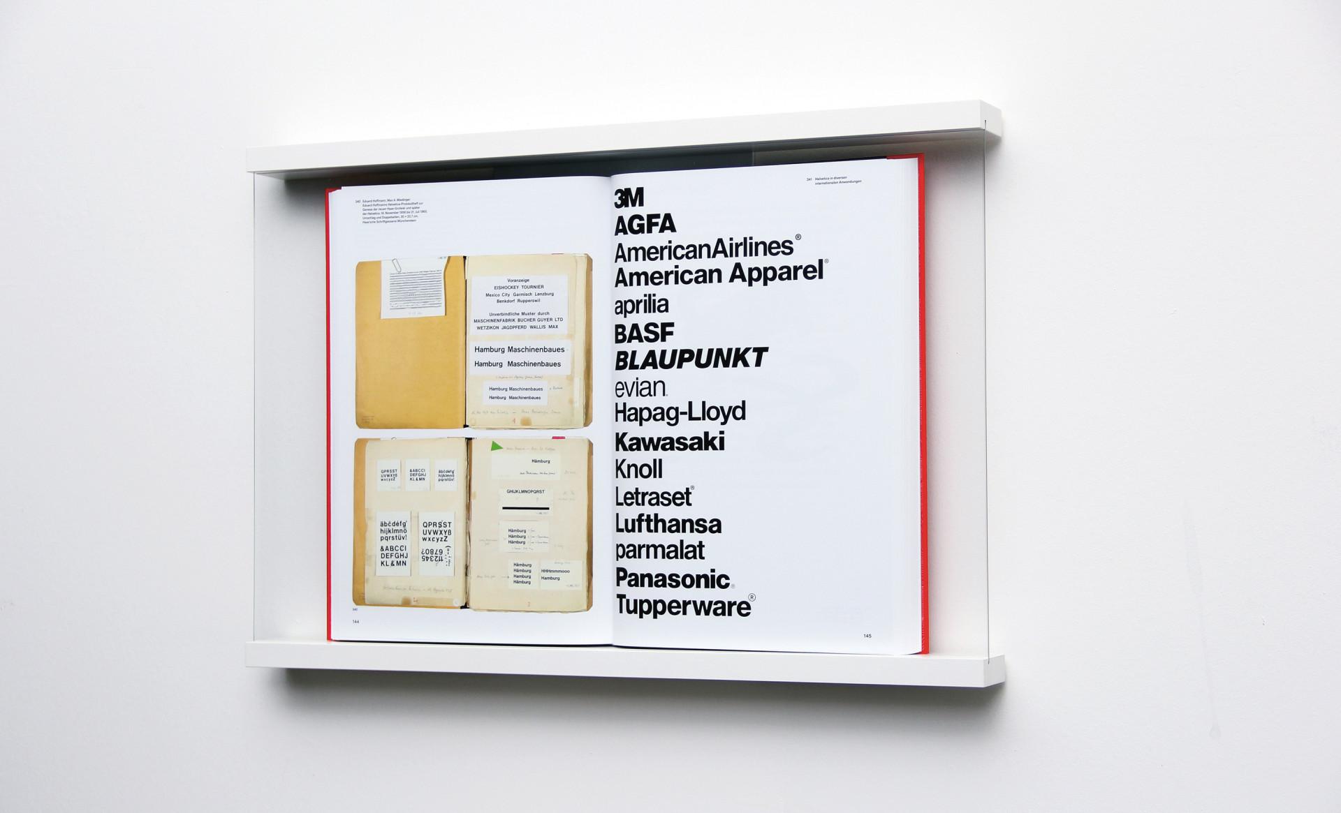 100 Jahre Schweizer Grafik Helvetica, Bild 2